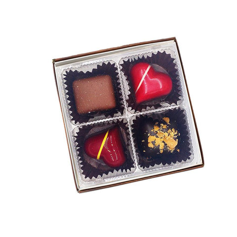 Slave Free, Made in USA Valentine's Day Chocolate