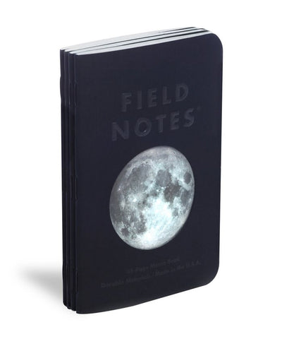 Field Notes Lunacy Moon Notebook Made in America