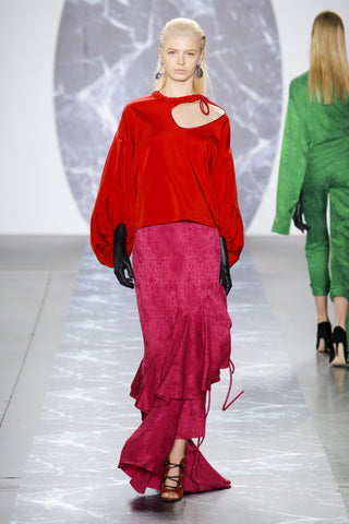 Hellessy NYFW 2018 by Vogue.com