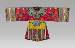 Qing Dynasty Chinese Robes from Met Museum