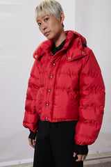 Rachel Comey Puffer Coat, Made in America
