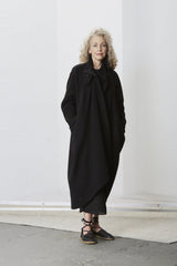 Rachel Comey Winter Coat in Black, Made in America