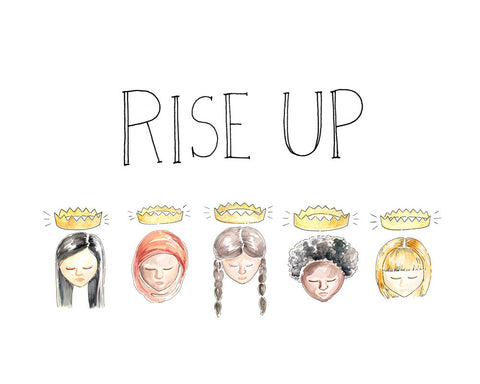 Rise Up by Kimothy Joy