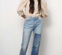 B SIDE JEANS: Vintage, Reworked and American Made denim