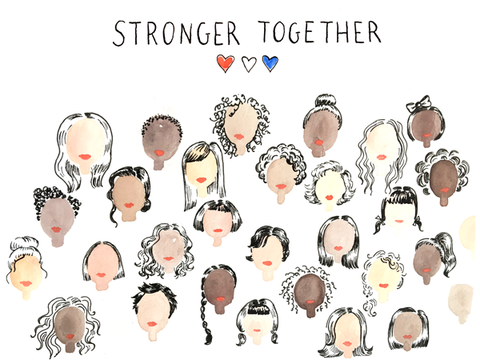 Stronger Together by Kimothy Joy