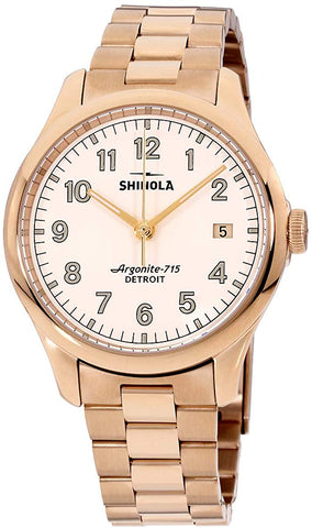 Shinola American Made Watch Valentine's Day Gift for Her