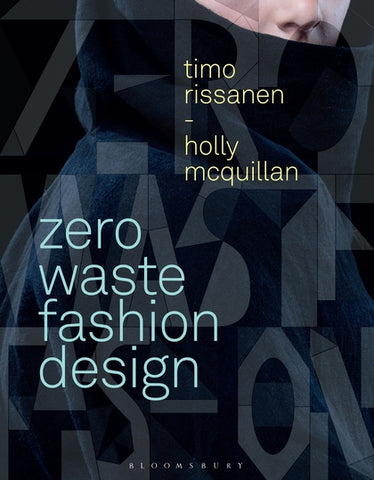 Zero Waste Fashion Design by Timo Rissanen