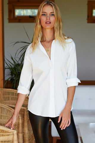 Emerson Fry White Shirt Made in USA