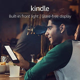 Kindle - Now with a Built-in Front Light - White - Ad-Supported