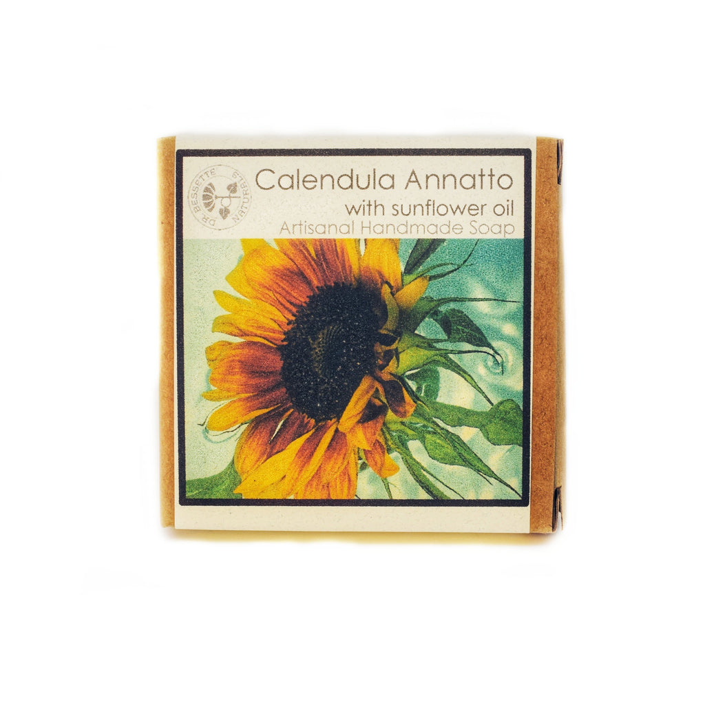 Calendula Annatto Soap