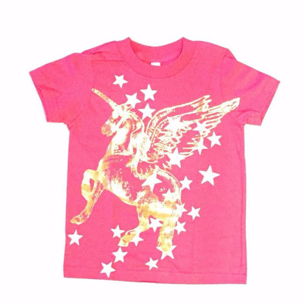 Daisy Unicorn T-Shirt made in America
