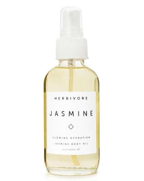 Herbivore Botanicals Jasmine Body Oil made in America