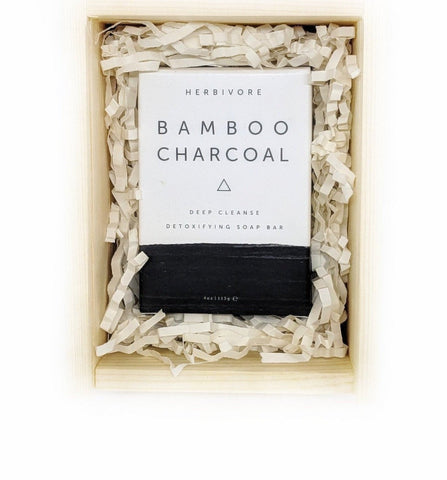 Charcoal Soap Boxed