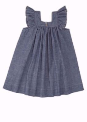 Dagmar Daley Blue Lola Dress