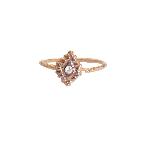 Diamond Light Ring by Communion by Joy
