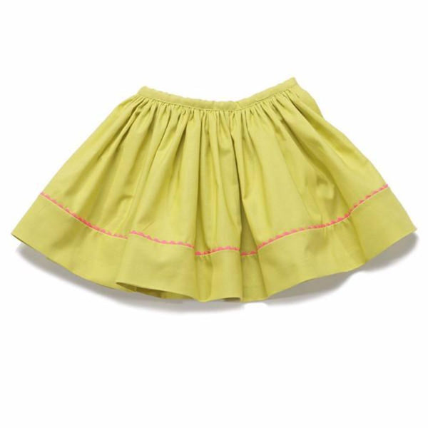 Dagmar Daley Skirt handmade in USA