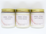 American Made Soy Candles