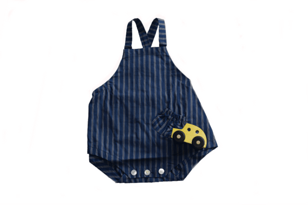 Gift Set For Baby, Less $50: Romper and Car, Made in America
