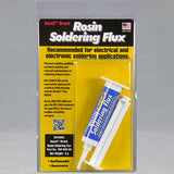 CAIG Rosin Soldering Flux with Syringe Applicator, #RSF-R80-8G, 8 g - AutoCareParts.com