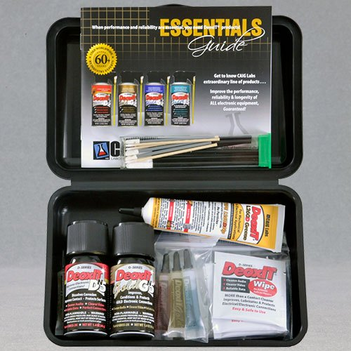 CAIG New Technicians Survival Kit #SK-IN30 - AutoCareParts.com