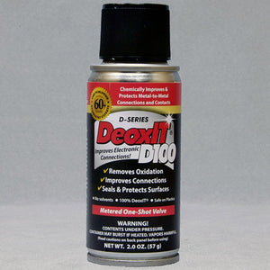 CAIG DeoxIT Metered One-Shot Spray #D100S-2, 2 oz - AutoCareParts.com