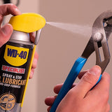WD-40 Specialist Spray & Stay Gel Lubricant No-Drip Formula #300103, 10 oz- Pack of 6 - AutoCareParts.com
