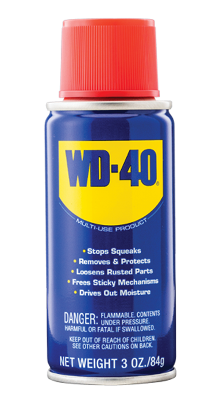 WD-40 Multi-Use Product #490002, 3 oz - AutoCareParts.com