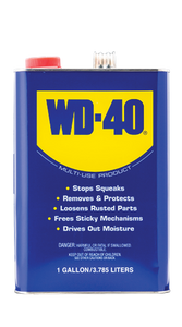 WD-40 Multi-Use Product #490118, 1 gal - AutoCareParts.com