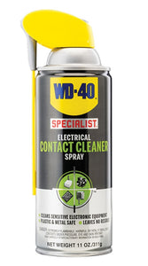 WD-40 Specialist Electrical Contact Cleaner #300554, 11 oz - AutoCareParts.com