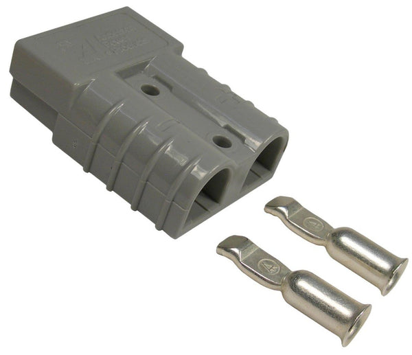 Pico 6382PT 6 AWG 50 Amp Battery Cable Quick Connector Housing and Contacts Set