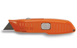 Lutz Tools #88 SpeedMaster Quick Change Retractable Blade Utility Knife - Orange #30188 - AutoCareParts.com