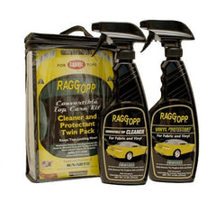 Raggtopp Convertible Top Care Kit - Vinyl