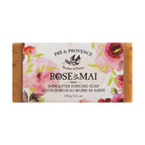 Pre de Provence Rose de Mai Soap #36211EG, 150 g - Pack of 3