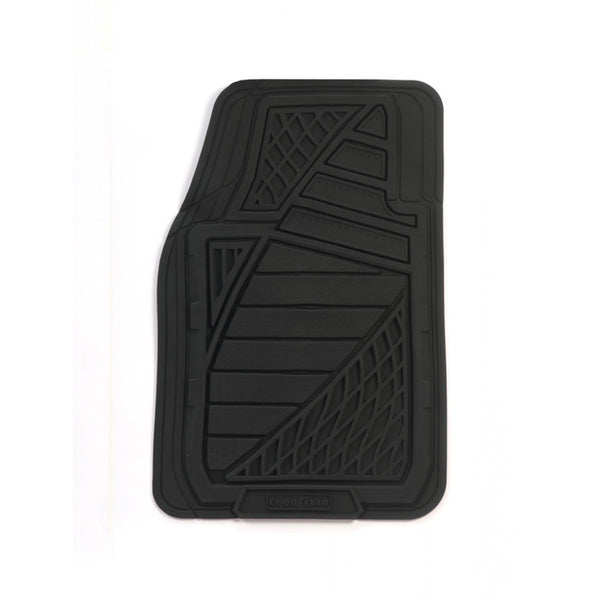 Goodyear® Floor Mat Heavy Duty Rubber- 4PC