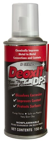 CAIG DeoxIT DP5 Pump Spray 25% solution #DP5S-6, 150 ml - AutoCareParts.com