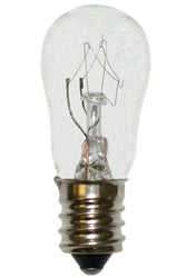 CEC Miniature Lamp #3S6/5/120V, Box of 10 - AutoCareParts.com