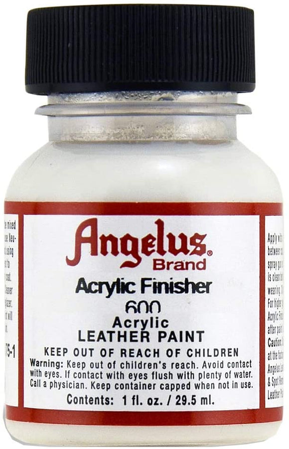 Angelus Acrylic Finisher, 1 oz - AutoCareParts.com