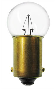 CEC Miniature Lamp #57, Box of 10 - AutoCareParts.com