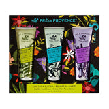 Pre de Provence Midnight Garden Hand Cream Trio Gift Box #35012MG - AutoCareParts.com