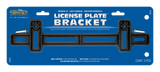 Cruiser Black License Plate Bracket #79050 - AutoCareParts.com