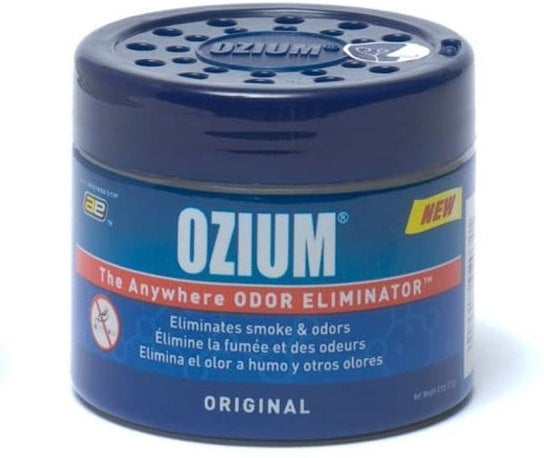 Ozium Smoke and Odors Eliminating Gel 4.5 oz - AutoCareParts.com