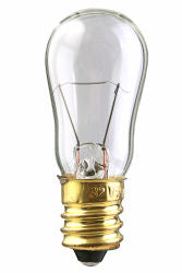 CEC Miniature Lamp #6S6/120V, Box of 10 - AutoCareParts.com