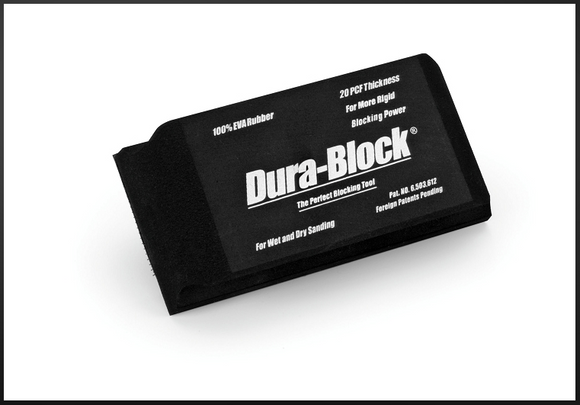 Dura-Block 1/3 Hook & Loop Block (5.25