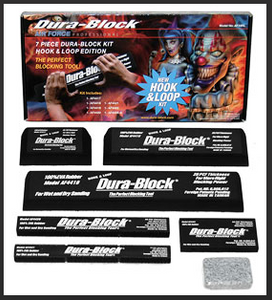 Dura-Block 7-Piece Hook & Loop type Set #AF44HL - AutoCareParts.com