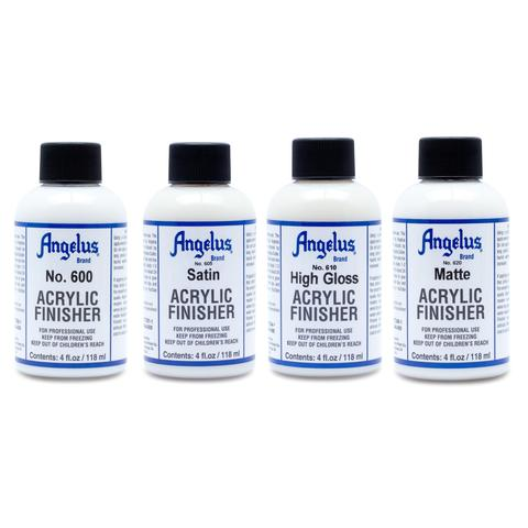Angelus Acrylic Finisher, 4 oz - AutoCareParts.com