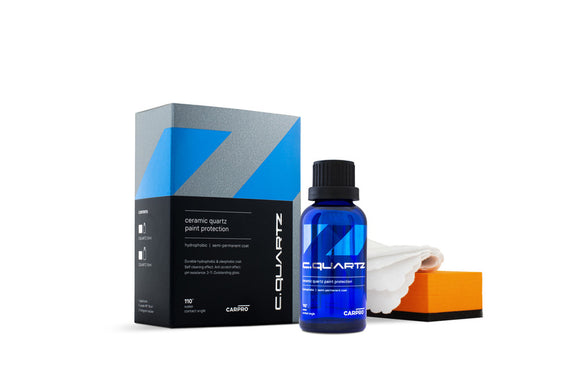 CarPro Cquartz TiO2 #10cq50k-FS, 50 ml Kit - AutoCareParts.com