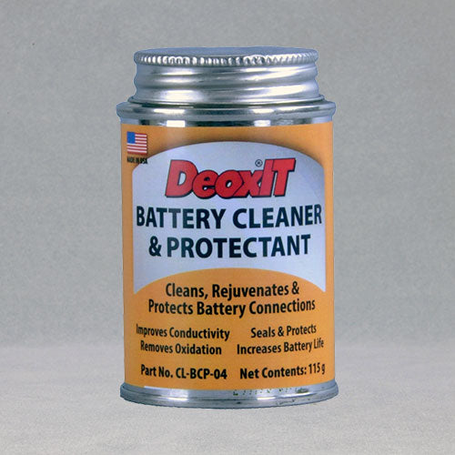 CAIG DeoxIT Battery Cleaner & Protectant #CL-BCP-04, 115 g - AutoCareParts.com