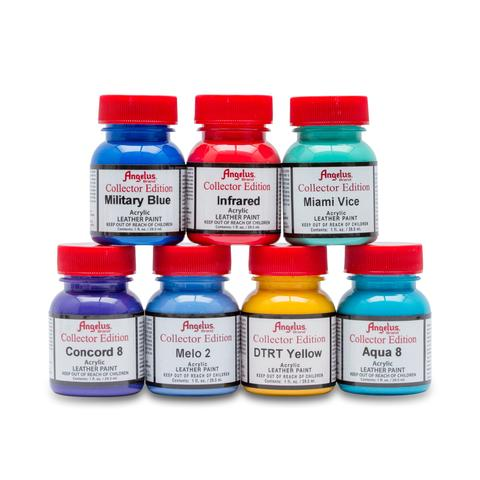 Angelus Collector's Edition Acrylic Leather Paint #727-01, 1 oz - AutoCareParts.com