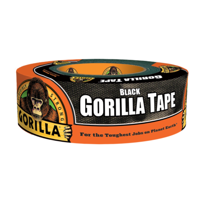 Gorilla Glue Black Tape #6035180, 1.88