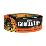 "Gorilla Glue Black Tape #6035180, 1.88"" x 35 yd - AutoCareParts.com"